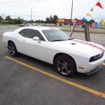 Challenger Window Tint