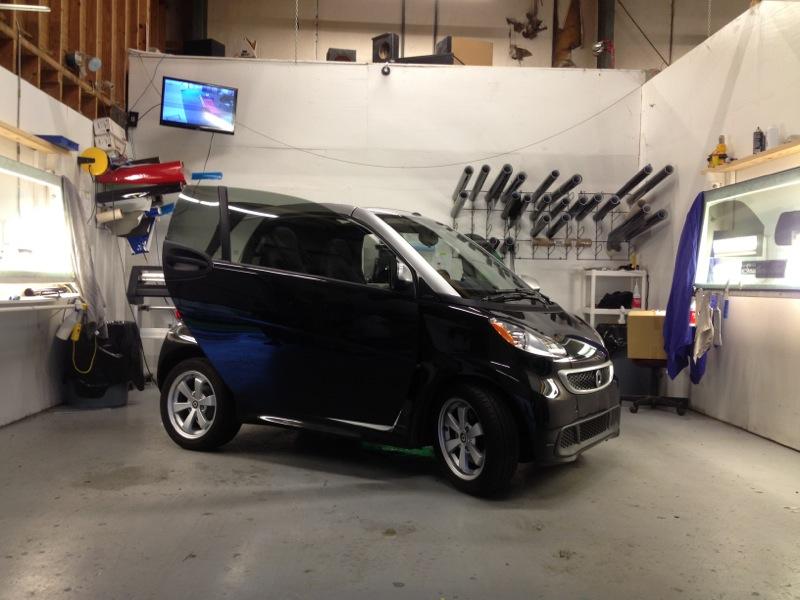 Smart Car Tint